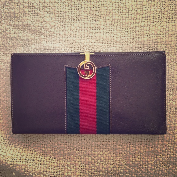 54842341960 Gucci Handbags - Gucci Italian Leather Wallet